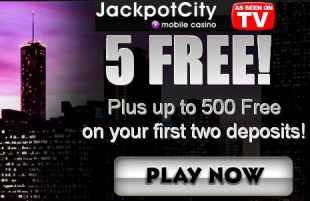 Play JPC mobile casino