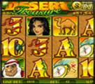 Desert Treasure mobile slot