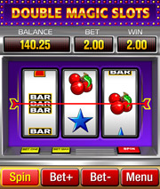 Double Magic mobile slot
