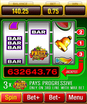 Fruit Fiesta mobile slot
