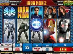 Iron Man mobile slot