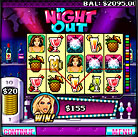 Night Out mobile slot