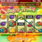 Super Fruity mobile slot