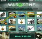 War Zone mobile slot